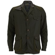 Barbour Mens Beacon Sports Jacket  Olive  S