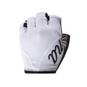 Nalini Accessories Women's Pink Gloves - White