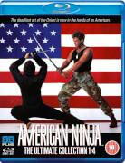 Image of American Ninja 1-4 Box Set