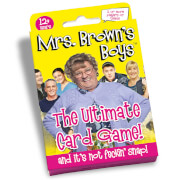 Image of Paul Lamond Games Mrs. Brown's Card Game
