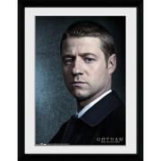 Gotham James Gordon - 16x12 Framed Photographic