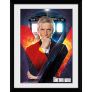 Doctor Who Solo - 16x12 Framed Photographic