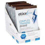 Etixx Complex Training Shake - Chocolate (12 x 50g)