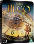 Hugo 3d 2d steelbook exclusivité zavvi