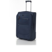 Redland 50FIVE Collection 2 Wheel Trolley Suitcase  Navy  65cm