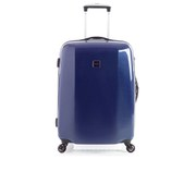 Redland 60TWO Collection Hardsided Trolley Suitcase  Navy  75cm