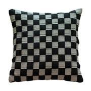 Image of Checkerboard Cushion - Multi
