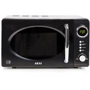 Image of Akai A24006 Digital Microwave - Black - 700W