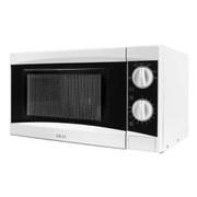 Image of Akai A24001 Manual Microwave - White - 800W