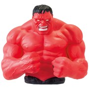 Marvel Hulk Red Hulk Bust Bank