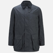 Knutsford Men's 'Made in England' Nylon Shooting Jacket - Navy - L - Navy