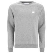 Myprotein Men's Crew Neck Sweatshirt - Grey Marl