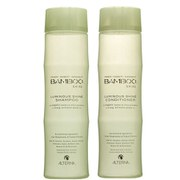 Alterna Bamboo Luminous Shine Shampoo and Conditioner Duo (250ml)