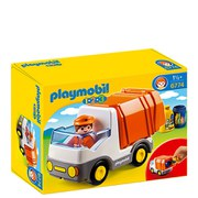 Playmobil 1.2.3 Recycling Truck (6774)