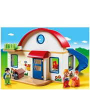 Playmobil 1.2.3 Suburban Home (6784)
