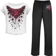 Pyjama pour Femme Spiral BLOOD ROSE