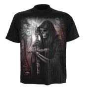 Spiral Men's SOUL SEARCHER T-Shirt - Black