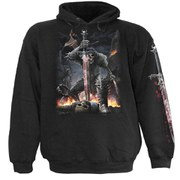 Spiral Men's SPIRIT OF THE SWORD Hoody - Black