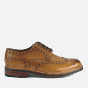 Click to view product details and reviews for Grenson Mens Archie Leather Brogues Tan Calf Uk 10 Tan.