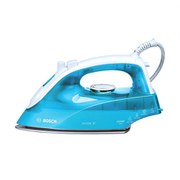 Bosch 2200W Steam Iron - Blue and White