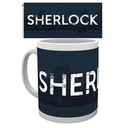 Sherlock Logo - Mug