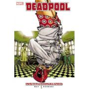 Marvel Deadpool: Institutionalized - Volume 9 Graphic Novel