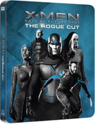 XMen Days of Future Past (The Rogue Cut)  Zavvi Exclusive Limited Edition Steelbook