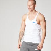 Myprotein Men's Longline Stringer Vest, White