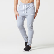 Myprotein Skinny Fit Sweatpants, Herrar - Grey Marl