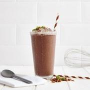 Schokoladen-Minze-Shake