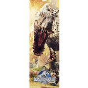 Jurassic World Attack - Door Poster - 53 x 15cm