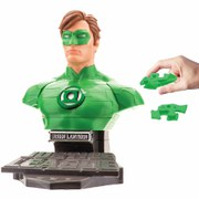 DC Comics Green Lantern Solid 72 Piece 3D Jigsaw Puzzle