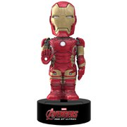 Figurine Solaire Iron Man- Avengers L'ère d'Ultron NECA- Body Knocker