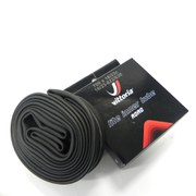 Image of Vittoria Lite Road Inner Tube - 700 x 18-23mm - Presta 80mm - 700 x 18-23mm - Black