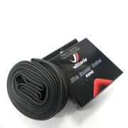 Image of Vittoria Lite Road Inner Tube - 700 x 18-23mm - Presta 48mm - 700 x 18-23mm - Black