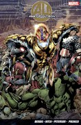 Image of Age of Ultron Graphic Novel