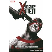 Uncanny XMen  Volume 3 The Good The Bad The Inhuman Graphic Novel