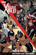 AllNew XMen Here To Stay Graphic Novel