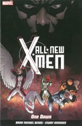 All New XMen  Volume 5 One Down Graphic Novel