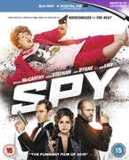 Spy (Includes UltraViolet Copy)