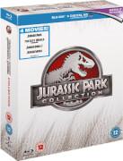 Jurrasic Park – Die komplette Box 1-4