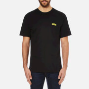 Barbour International Men's Small Logo T-Shirt - Black