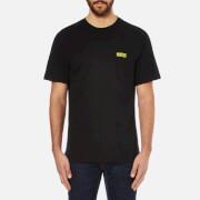 Barbour International Men's Small Logo T-Shirt - Black