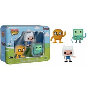 Lot de 3 Figurines Pocket Pop! Adventure Time - Boîte Collector