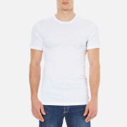 Polo Ralph Lauren Mens 2 Pack Crew TShirts  White  S