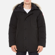 Canada Goose Men's Chateau Parka - Black