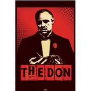 The Godfather The Don  24 x 36 Inches Maxi Poster