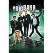 The Big Bang Theory Barbarella - 24 x 36 Inches Maxi Poster