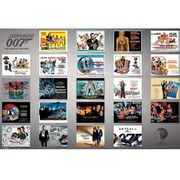 James Bond 23 Movie - 24 x 36 Inches Maxi Poster