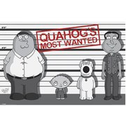 Family Guy Line Up  24 x 36 Inches Maxi Poster